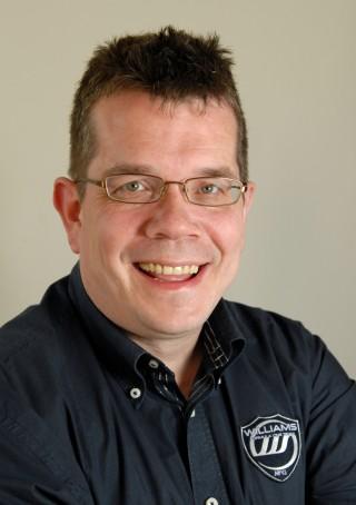 Marco Sanders, freelance tekstschrijver/contentmanager